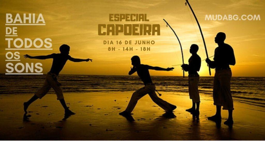 especial capoeira